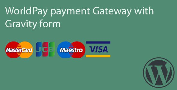 WorldPay Gateway with Gravity form