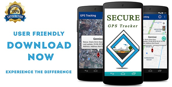 Secure GPS Tracker using Traccar - CodeCanyon Item for Sale