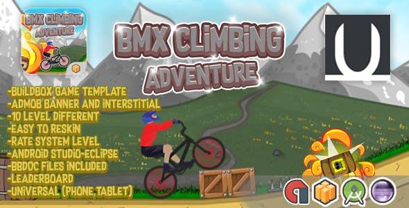 BMX Climbing Adventure + Admob (BBDOC+Eclipse+AndroidStudio)