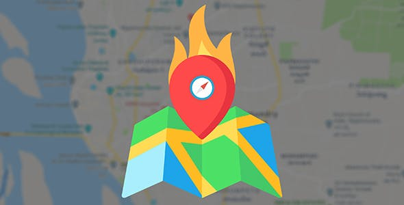 Fire GPS Tracker - GPS Tracking with Angular & Firebase