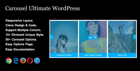 Carousel Ultimate - Advanced Carousel WordPress Plugin