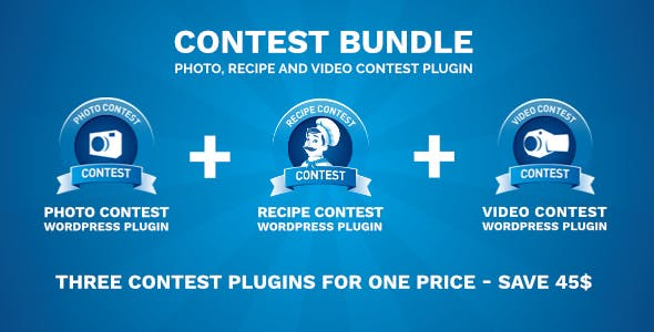 Contest Bundle - WordPress Plugins