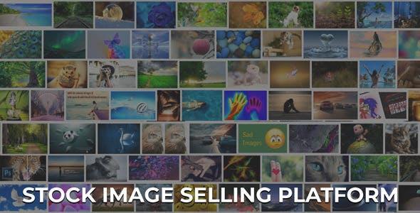SnapStock - Stock Image Selling Platform