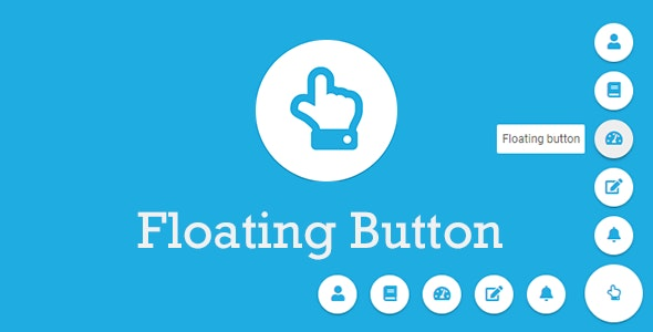 Floating Button - creating sticky Floating Buttons with any