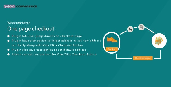 WordPress WooCommerce One Page Checkout Plugin - CodeCanyon Item for Sale
