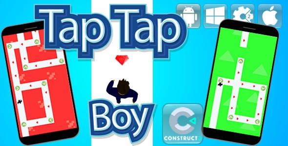 Tap Tap Boy - Html5 Game