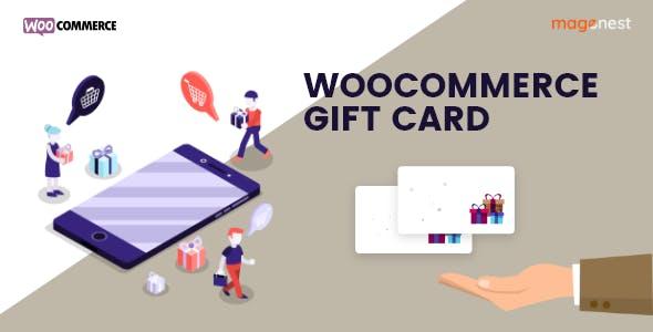 Woocommerce Gift Card Pro