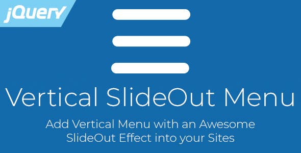 Vertical SlideOut Menu - jQuery Plugin