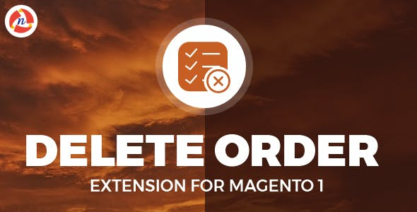 Delete Order Extension For Magento 1