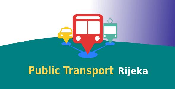 Public Transport Rijeka - CodeCanyon Item for Sale