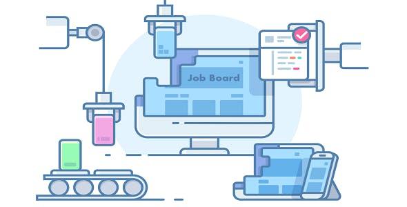 Job Board - Advanced Jobs Management System