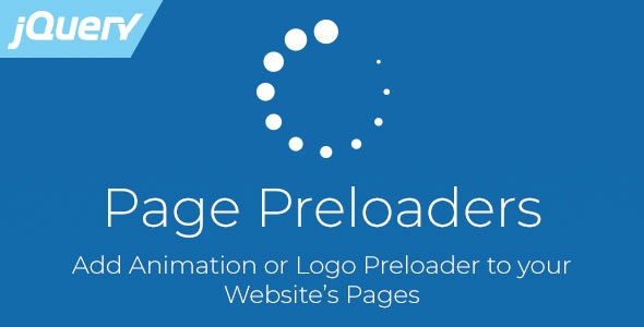 Jquery Loading Page Animation
