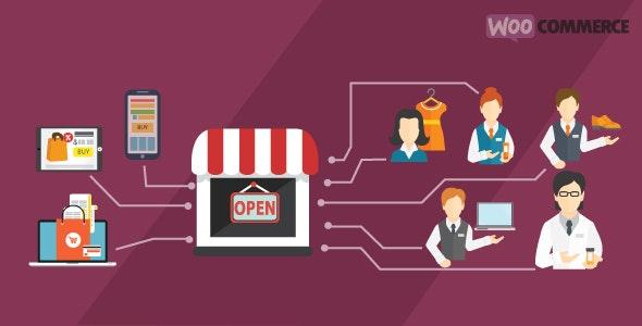 WordPress WooCommerce Multi Seller Marketplace Plugin - CodeCanyon Item for Sale