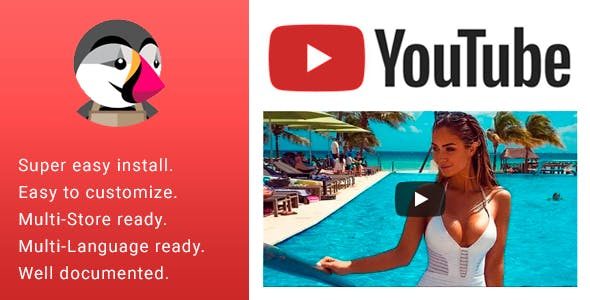 Manager Youtube Video Slider & Gallery