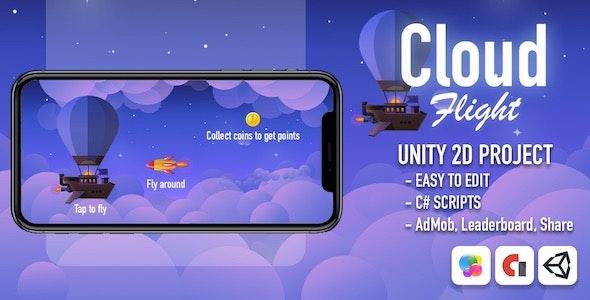 Cloud Flight - CodeCanyon Item for Sale