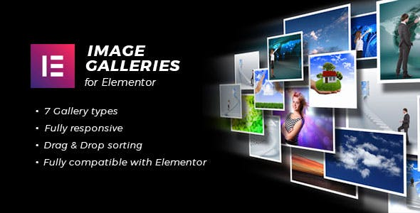 Image Galleries Widgets for Elementor Page Builder