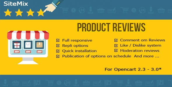 Product Reviews PRO - CodeCanyon Item for Sale
