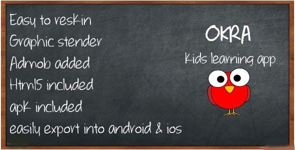 Okra (kids learning app)