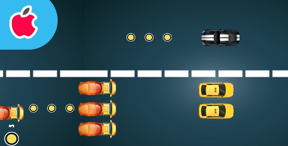 Speed Car :Ios Game-Multiples characters-easy to reskin-and more - CodeCanyon Item for Sale
