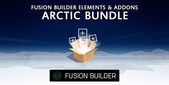 Arctic Bundle - Fusion Builder Elements & Addons for Avada v5