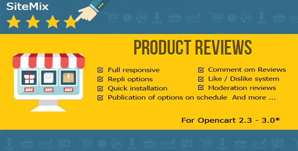 SM Product Reviews Pro - CodeCanyon Item for Sale