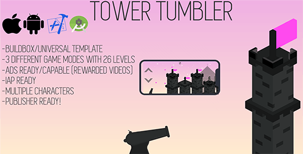 Tower Tumbler