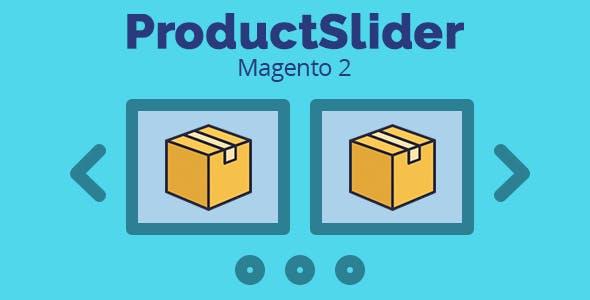 Magento 2 Product Slider