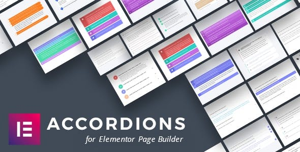 Content Accordions for Elementor Page Builder