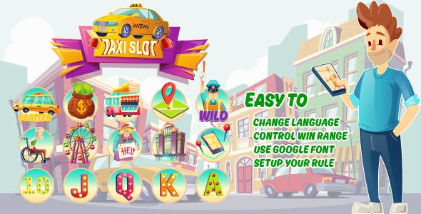 Taxi Slot - CodeCanyon Item for Sale