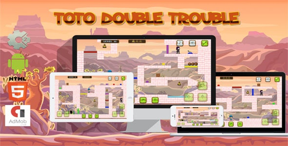 Toto Double Trouble - CodeCanyon Item for Sale