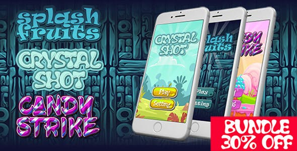 September Bundle Game Template With Admob Banner and Interstitial Ads