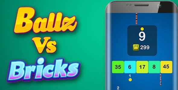 Balls vs Bricks Unity Game Template