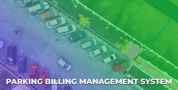 ParkON - Parking Billing Management System