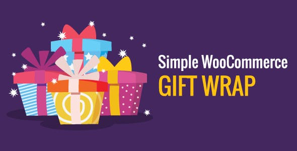 Simple Woo-Commerce Gift Wrap