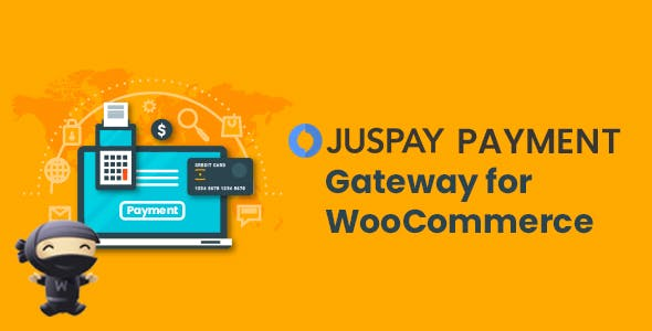 JUSPAY Payment Gateway for WooCommerce