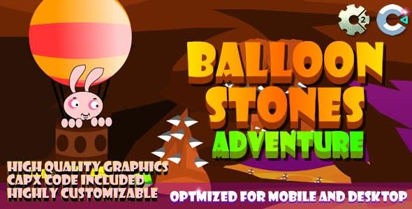 Balloon Stones - Adventure
