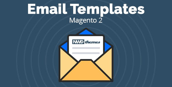Magento 2 Email Templates - CodeCanyon Item for Sale