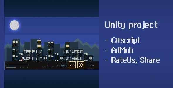 CityRunner(iOS)