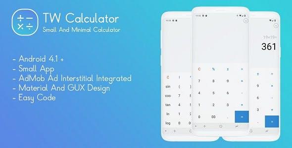 TW Calculator