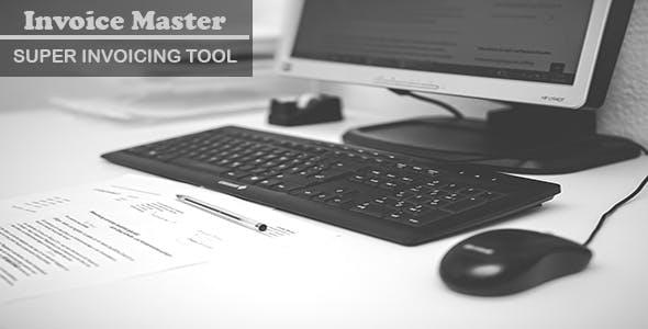 Invoice Master - Super Invoicing Application