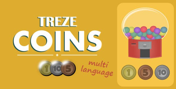 trezeCoins - HTML5 Educational Game