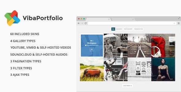 Viba Portfolio - WordPress Plugin - CodeCanyon Item for Sale
