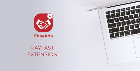 PayFast Extension For EasyAds - CodeCanyon Item for Sale