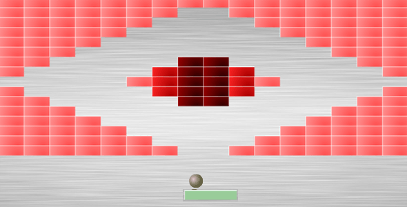Arkanoid Game for iPhone