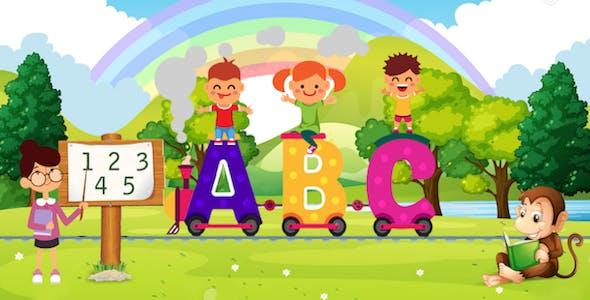 Preschool Learning Games Kids : basic Skills Admob,Applovin + Ready For Publish + Android Studio
