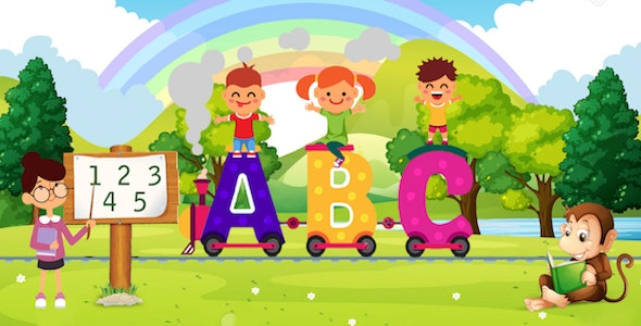 Preschool Learning Games Kids Basic Skills Admob Applovin Ready For Publish Android Studio By Freebabygames5