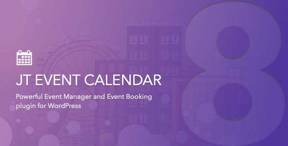 JT Event Calendar