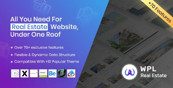 WPL Real Estate + Organic IDX Plugin by Realtyna