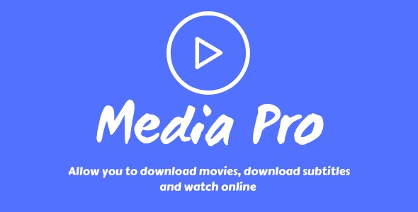 Media Pro - Watch Online, Download Movies and Subtitles by