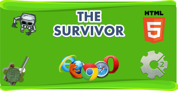 The Survivor HTML5 Game (CAPX)